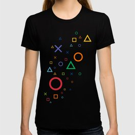 Colofrul Gamer T-shirt