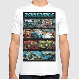 Ecru Comics Universe Title T-shirt