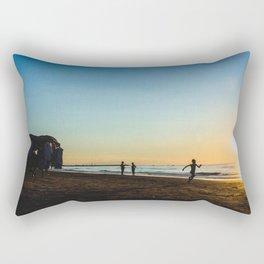 Enjoy your life Rectangular Pillow