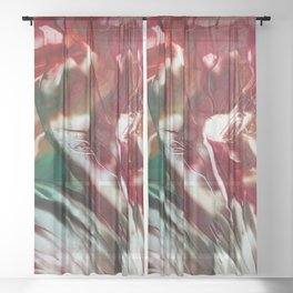 It smells good Sheer Curtain