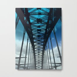 Sydney Habour Bridge Metal Print