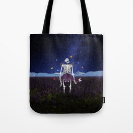 Death Fairy Helper Tote Bag