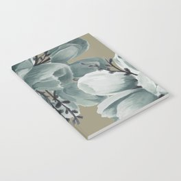 Spring Tulips Neutral  Notebook