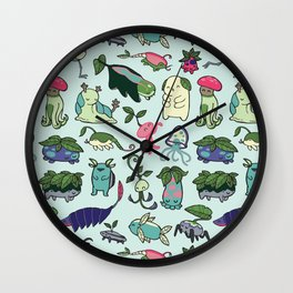 Spirit Parade Wall Clock