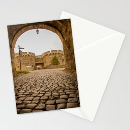 Kalemegdan fortress #2 Stationery Cards