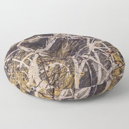 Verness painting Floor Pillow