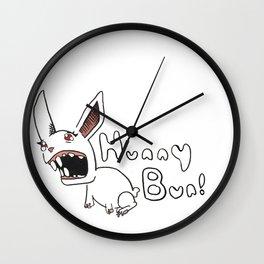Hunny Bun ! Wall Clock