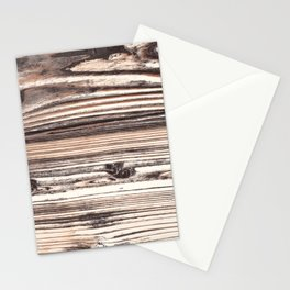 High Res Wood Texture Photography Digital Art Stationery Cards