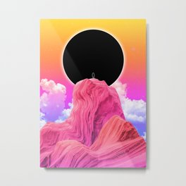 Now more than ever Metal Print