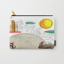 Book of Life Carry-All Pouch