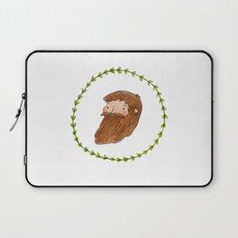 Bearded Bloke Laptop Sleeve