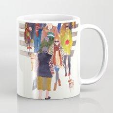 Zebra crossing Mug
