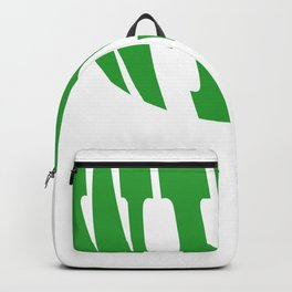 """A Perfect Gift For Wild Friends Saying """"Wild"""" T-shirt Design Barbarian Eager Savage Irrational Rave Backpack"""