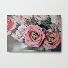 Flowering beauties Metal Print