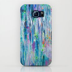 Silver Rain Slim Case Galaxy S8