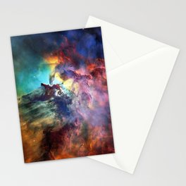 Lagoon Nebula Stationery Cards