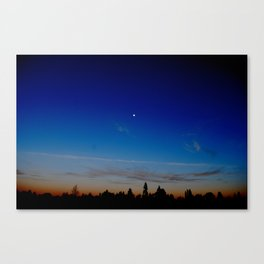 Skyline Canvas Print