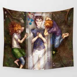 The Darkest Part of the Forest Wall Tapestry
