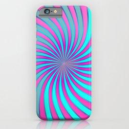 Spiral Vortex G232 iPhone Case