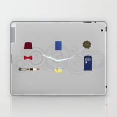 Eleven (Doctor Who) Laptop & iPad Skin