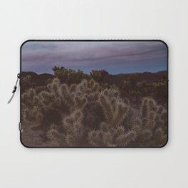 Cholla Cactus Garden VIII Laptop Sleeve