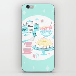 Sugar And Spice And Everything Nice iPhone Skin