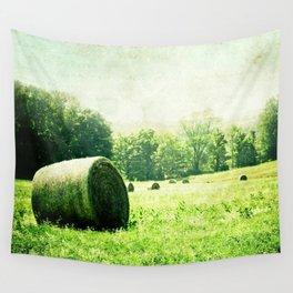 Hay Wall Tapestry