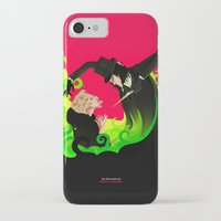 ahs iPhone & iPod Cases featuring AHS by Matias G. Martinez