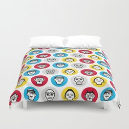 Lo Mantudos Colors Duvet Cover