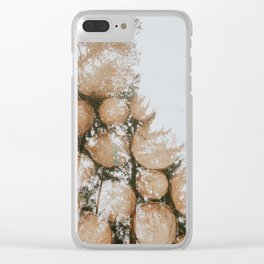 Made of Clear iPhone Case