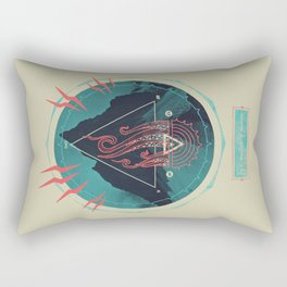 Mountain of Madness Rectangular Pillow