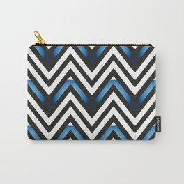 Blue as can be Carry-All Pouch
