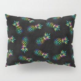 Iridescent pineapples Pillow Sham