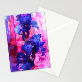 Cosmic seedling Stationery Cards