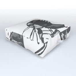 Naginata Sumi-E by Takemi Outdoor Floor Cushion