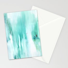 Lost in Silence 1a  by Kathy Morton Stanion Stationery Cards