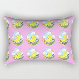 Egg Batch Rectangular Pillow