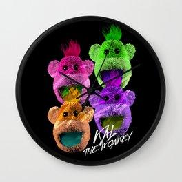 Kal the Monkey - Kal Warhol Wall Clock