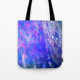 Under the Shimmering Branches Tote Bag