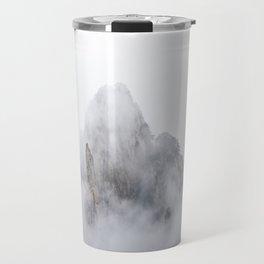 Clouds in Huangshan Travel Mug