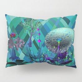 Fantasy Sea Life Pillow Sham