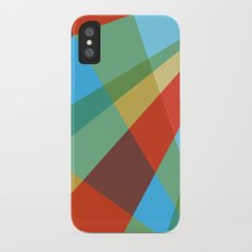 Untitled III Slim Case iPhone X
