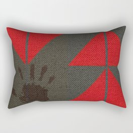 Indigenous Peoples in United States Rectangular Pillow
