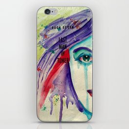 Tears for the Last Man iPhone Skin