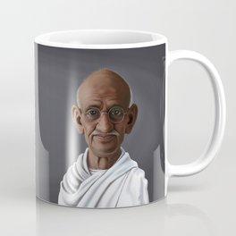 Celebrity Sunday ~ Mahatma Gandhi Coffee Mug