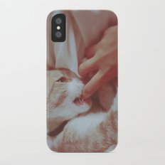 Love bites Slim Case iPhone X