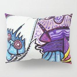 Yeti Love Pink Lemonade Pillow Sham