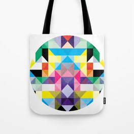 The end is the beginning 1/3 Tote Bag