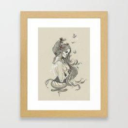 Maman Brigitte Framed Art Print