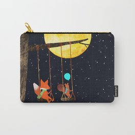 Swing under the Moon Carry-All Pouch